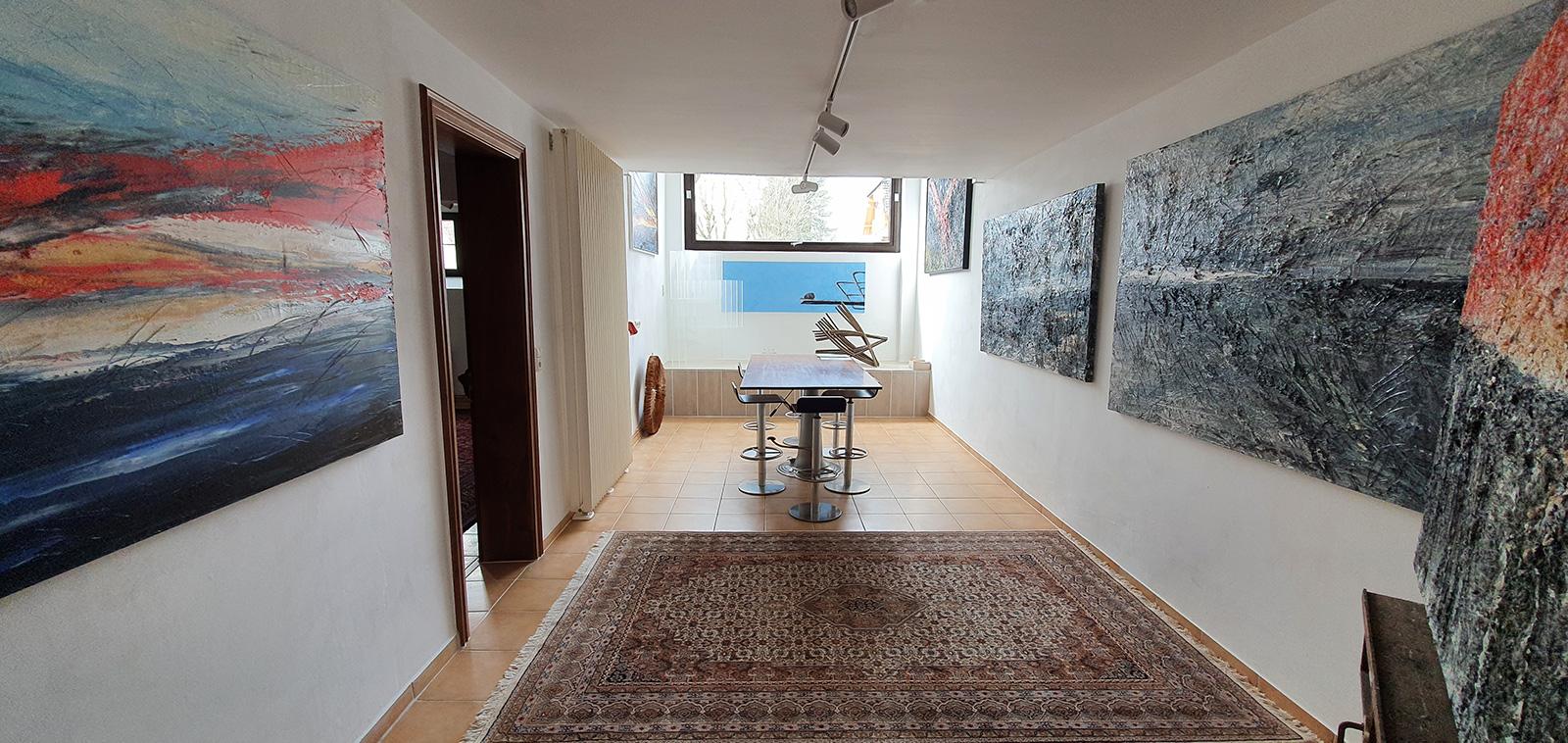 Villa Arte I Projektraum